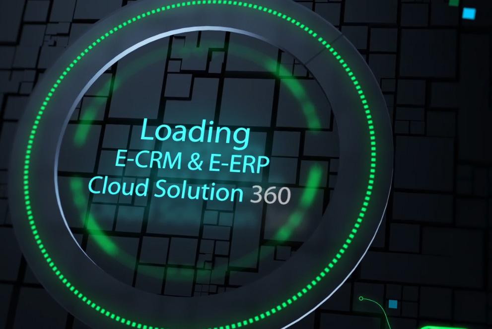 E-CRM & E-ERP