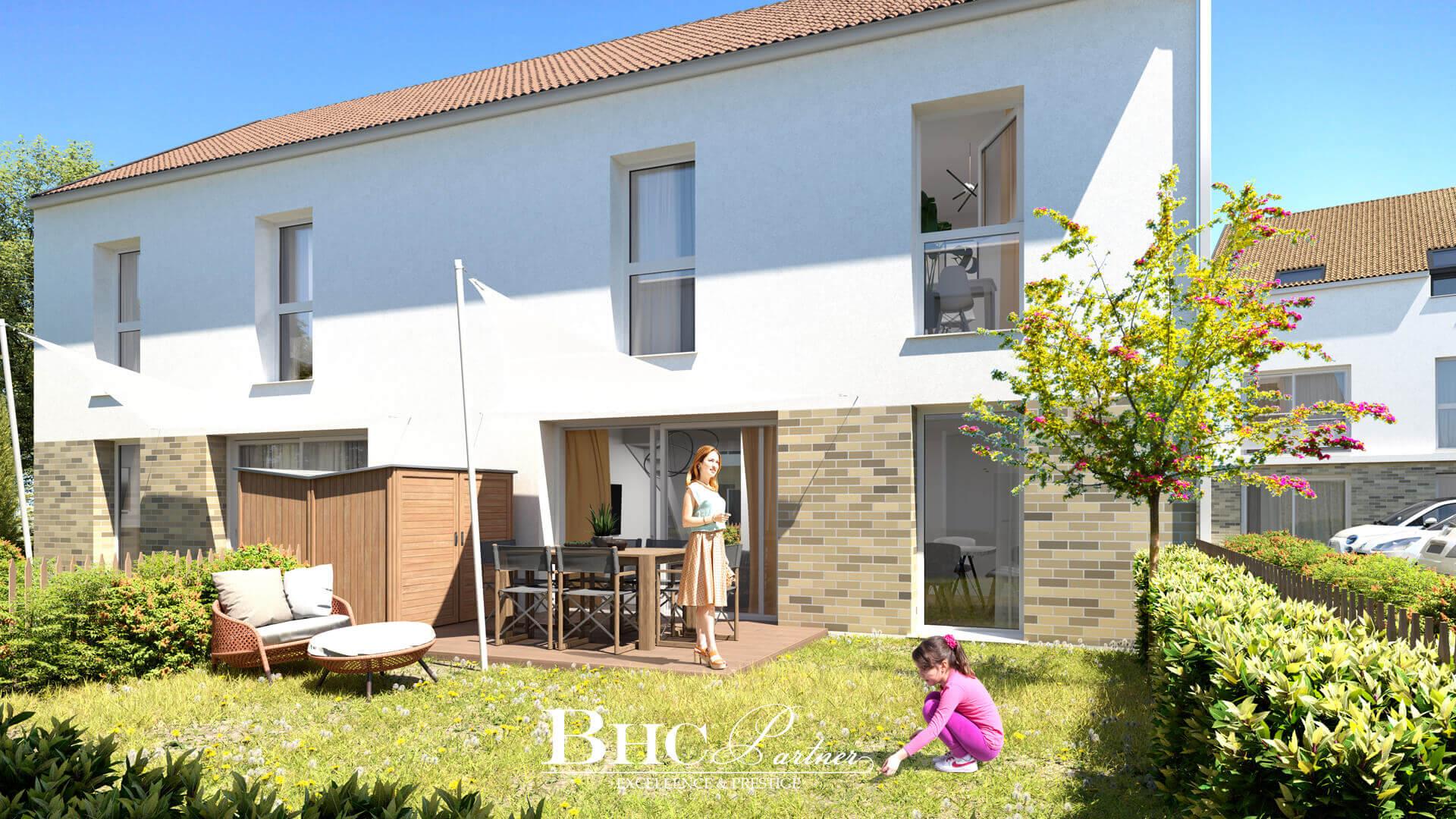 Villa Logements Collectifs