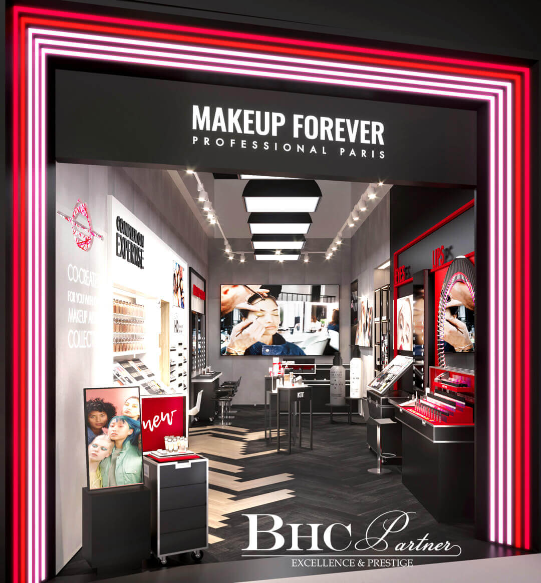 Boutique Maquillage MakeUp Forever